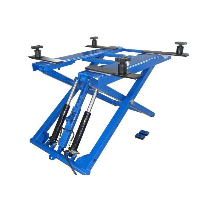 LXD-6000 used scissor car lift for sale