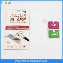 New and hot originality screen protector tempered glass for nokia lumia 730 for sale