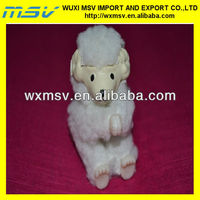 10cm animal soft toys lamb