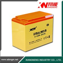 Maintenance 12v 20a maintainence free battery for motorcycle