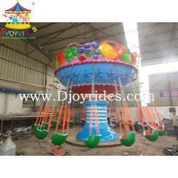 Amusement park games factory /fruit flying chair ride for sale