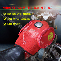Motorcycle modification Parts accessories GN125 tank bag motorbike tank bag sets