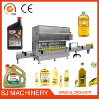 oil filling machine edible oil filling machine cooking oil filling machine