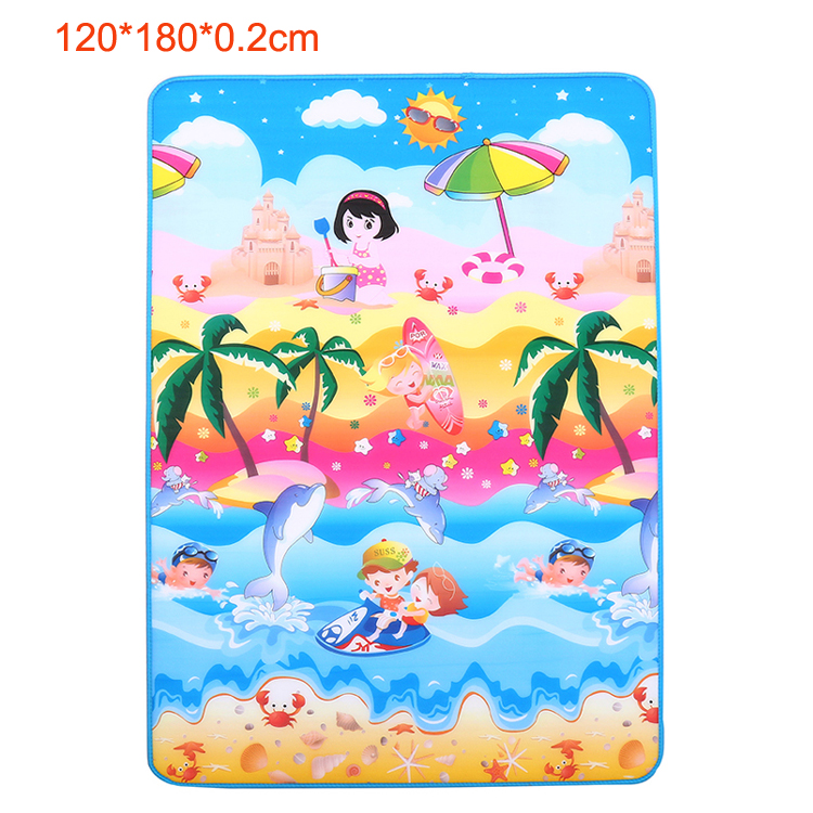 Promotional custom baby play educational epe foam mat Yiwu