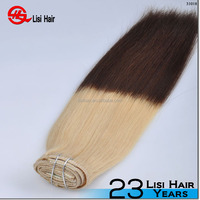 Alibaba Express Clip In Hair Extension Malaysian Virgin Hair, Colored Malaysian Hair Weave