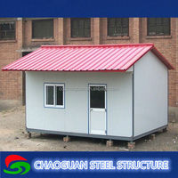 mobile welded prefabricated living house