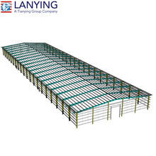 fire proof constructal steel structure warehouse building