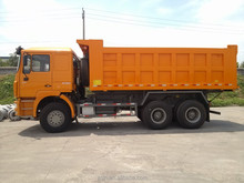 heavy load HOKA 6x4 Dump Truck used