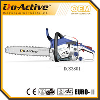 CE certification 38.3CC High QualityPetrol Chainsaw Power Chain Saw for forest
