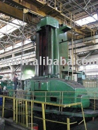 BORING MACHINE SKODA WD 250A