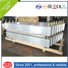 factory direct sale DRLQ-1400X1000 high quality conveyor belt vulcanising machine