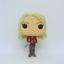 2017 Selling well all over the world Professional direct custom logo Funko Pop Vinly Toys Emma Swan