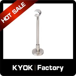 KYOK Urbanest Adjustable Metal Curtain Drapery,Thickness 0.5/0.6mm Curtian Brackets for 16/19mm Curtain Drape Rods