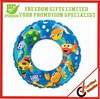 High Quality Promotional Customized Inflatable PVC Swim Rings