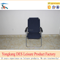 600D oxford fabric factory customized steel folding beach chair