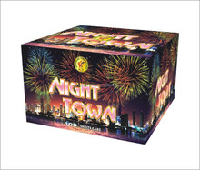 100 shots china cake Fireworks with CE and EX approval