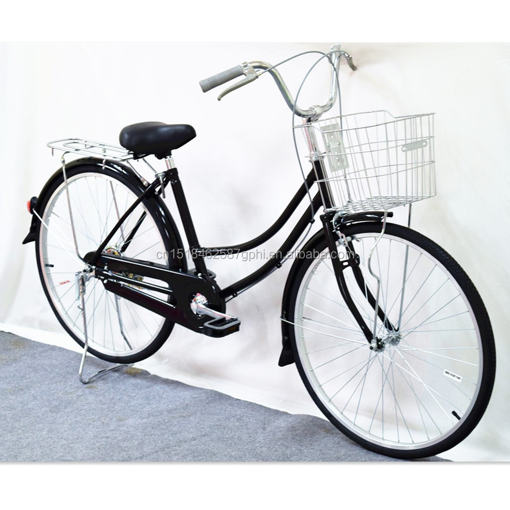 26 inch Japanese Style Bicycle Lady City Bike