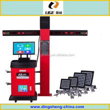 Hot sale items Garage Equipment Laser Machine Wheel Alignment for Sale with CE
