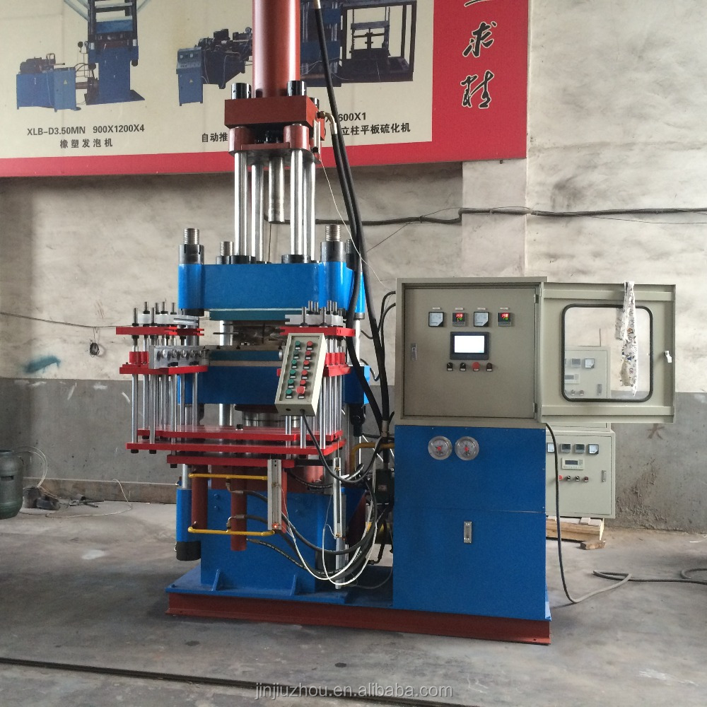 High precision silicone rubber band making machine / rubber bands bracelets injection moulding machine