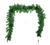 2015country led light christmas ribbon garland