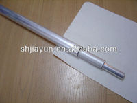 custom 6063 t5/t6 adjustable telescopic tube aluminum with ISO certificates