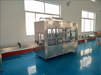 automobile cleaning and care product machine