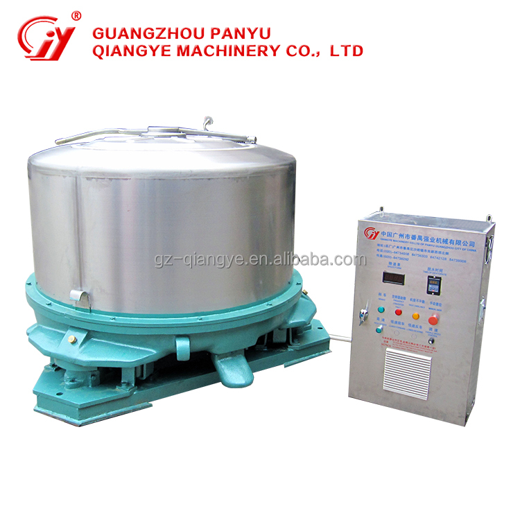 Automatic industrial laundry centrifugal hydro extractor price