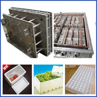 High quality EPS Mould Shape Mould CNC Milled Alu Alloy Strong Mould