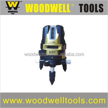 Woodwell professional Laser Level ,4V1H1D, S-518H