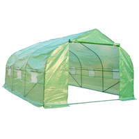 Cheap Tunnel Garden Greenhouse For Vegetable