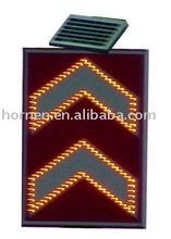 Solar led traffic signal of arrow board series