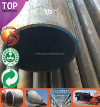 Seamless Steel Pipe Price Per Ton Din 1616 ST42 Material Steel Pipe