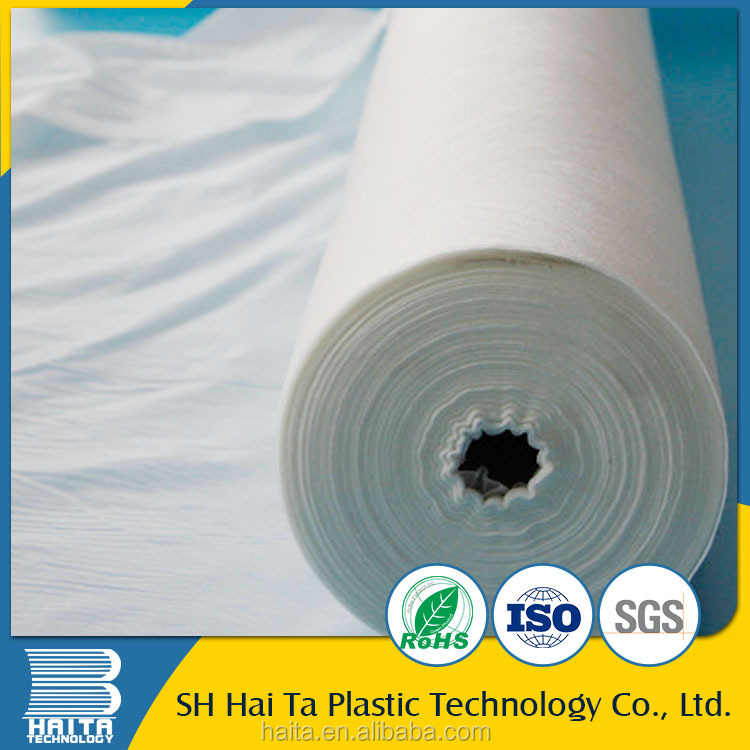 20 Degree Non Woven Interlining Fabric For Embroidery
