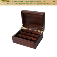 Wooden Tea Boxes and Chests - Bespoke Luxury Packaging for Tea luxury gift box packaging