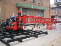 1500m high performance wire-line rock core drill rig machine