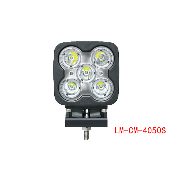Heavy Duty Lighting LED work light 50W Squre worklamp for offroad Jeep Truck SUV ATV 4x4