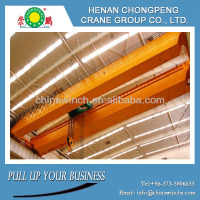 QD type double girder hanger bridge crane 50t price