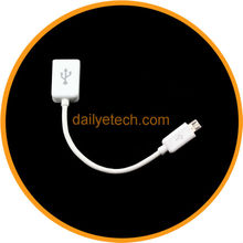 Micro USB OTG Cable Adapter for Samsung Galaxy S4 S3 S2 Note 2 from dailyetech