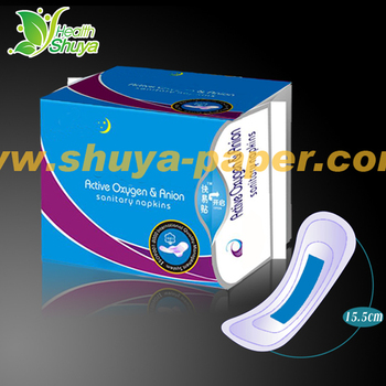Anion Sanitary Napkin Side Effects 240mm