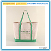 eco friendly extra large portable shopping tote bag