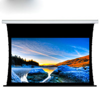 3m grandview electronic tensioned projector screen