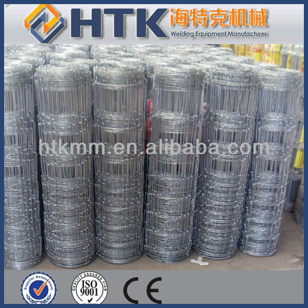high tensile galvanized dog fence netting