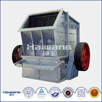 High Out Put Wear Resistant And Impact Resistant Hammer Mill Crusher
