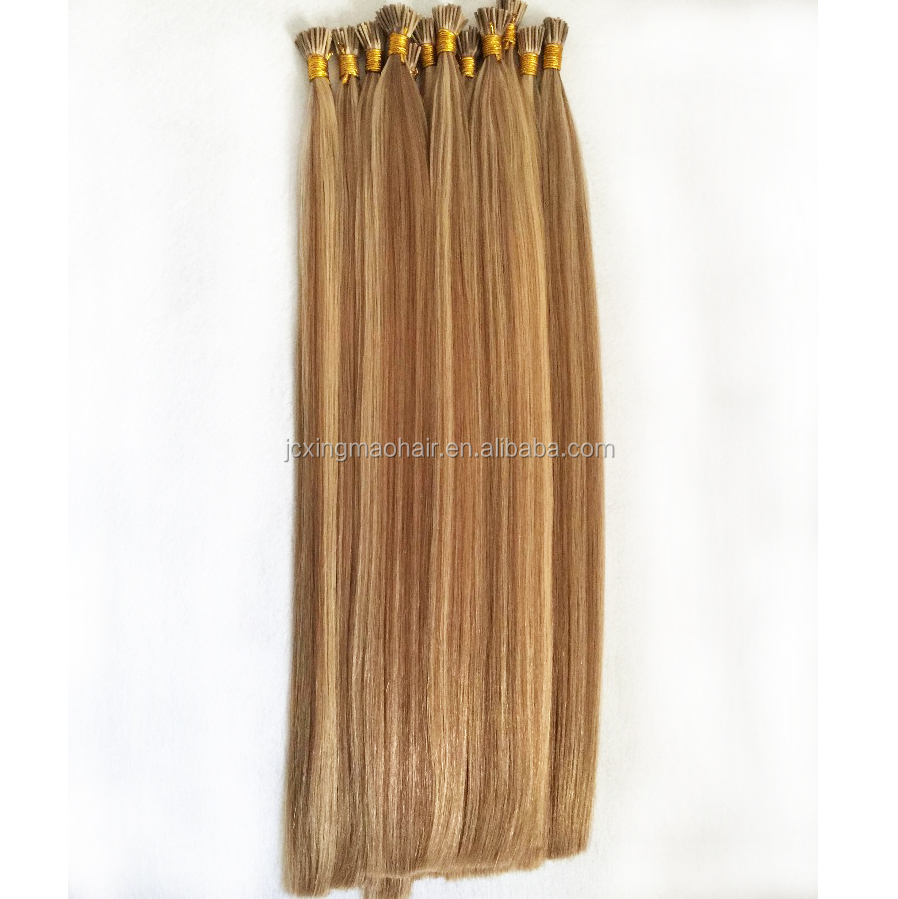 Factory Wholesale Cheap Super 1g Stick Tip Itip Indian Remi Hair