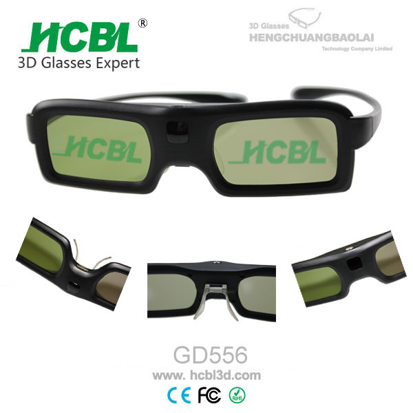 active 3d glasses for tcl