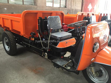 Automatic Electric hydraulic tricycle for cargo