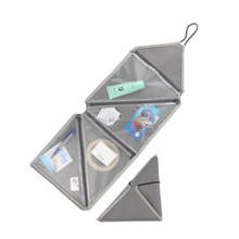 New design Waterproof Foldable Hanging organizer