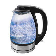 1.7L new glass water kettle