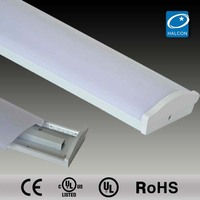 T5,T8 clear acryllic diffuser t8 t5 led work light ul led tube led t8 led industrial low bay light fixture