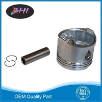 High quality autocycle engine piston, motor body parts